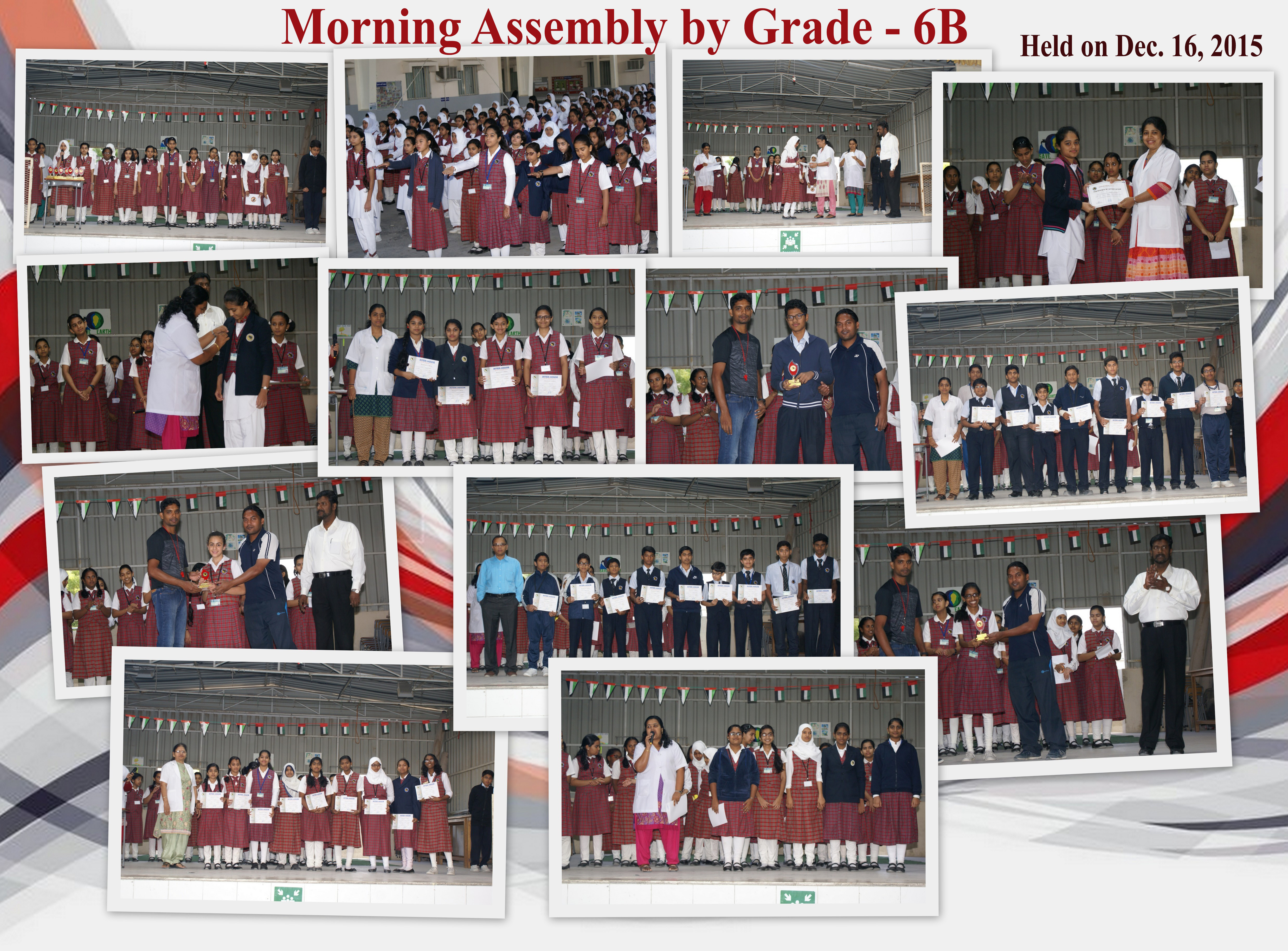 Assembly Dec 16